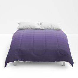 Ultra Violet - Family Color (Fourteen brothers) Comforters