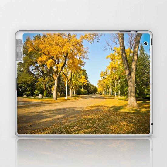 Autumn ... Laptop & iPad Skin
