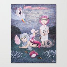 Escapism Canvas Print