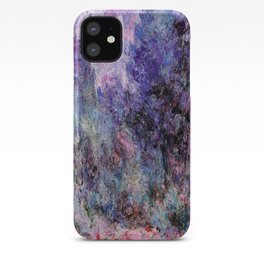 Monet : The House Seen From the Rose Garden iPhone Case
