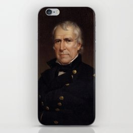Zachary Taylor - Old Rough and Ready iPhone Skin