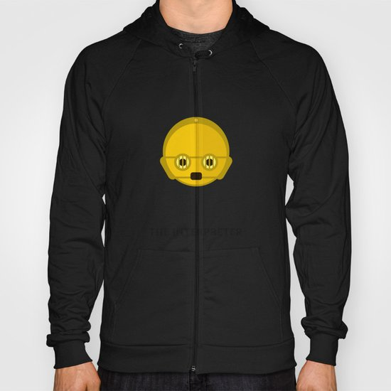 SW C-3PO The Interpreter Hoody