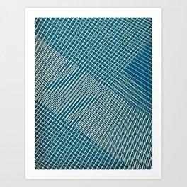Correr el Riesgo Art Print