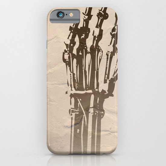 T2 Judgement Day iPhone & iPod Case