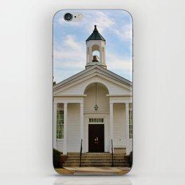 Church At The Lake iPhone Skin