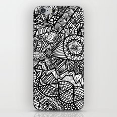 Doodle 5 iPhone Skin