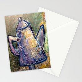 Winston-Salem Coffee Pot Stationery Cards