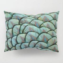 Beautiful Elegant Peacock Feathers Pillow Sham