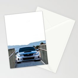 2012 STI Stationery Cards