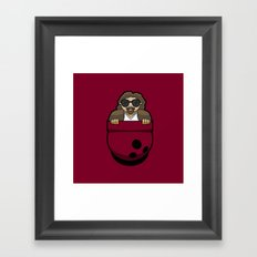 Pocket Dude (01) Framed Art Print