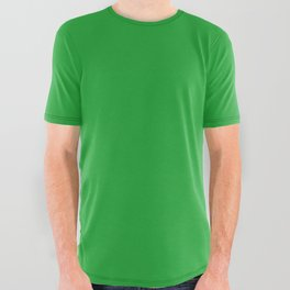 GREEN GREEN All Over Graphic Tee