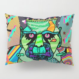 Frank Psychedelic Pillow Sham
