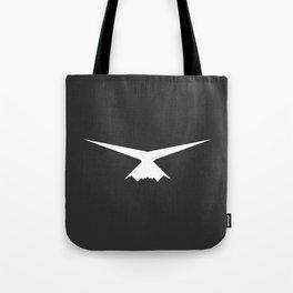 Never Peak, Soar Tote Bag