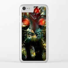 The guardians of the galaxy GN-z11 Clear iPhone Case
