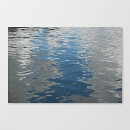 Clouds in the Water, Lake of the Woods, Canada Canvas Print