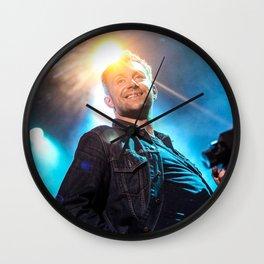 Damon Albarn (Blur) - II Wall Clock