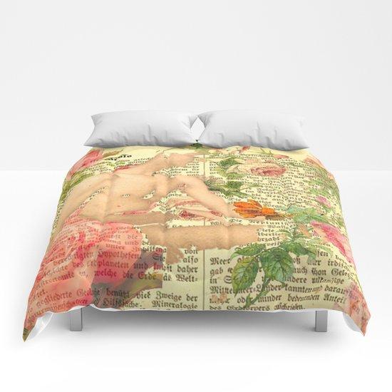 Rose Boy Comforters