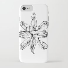 Bound : Hands iPhone 7 Slim Case