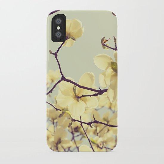 Magnolia Dream iPhone Case