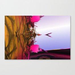 Yosemite Blues Canvas Print