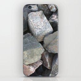 Texture #11 Stone iPhone Skin
