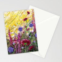 Monty's Garden Stationery Cards
