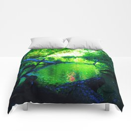 Blue Lagoon Comforters