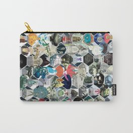 The Library of Babel Carry-All Pouch
