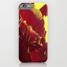Abstract Petunia. Slim Case iPhone 6s
