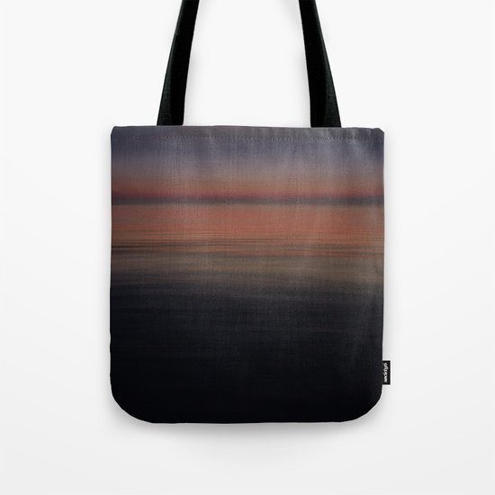 """Seascape with Ripples""  Tote Bag"