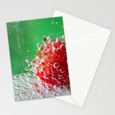 Overdue Words Stationery Cards