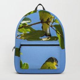 Yellow Bird - II Backpack