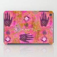 hands iPad Cases featuring Hands by LebensART