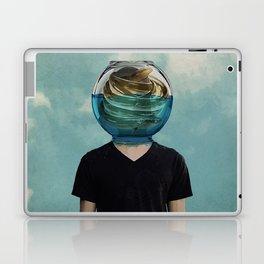 fish bowl Laptop & iPad Skin