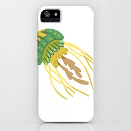 Cute Jellyfish iPhone Case