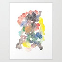 Watercolor 16 Art Print