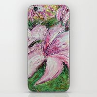 dc iPhone & iPod Skins featuring DC Magnolias by Ann Marie Coolick