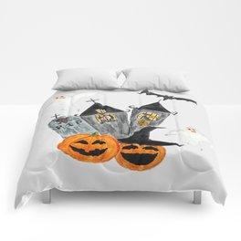 Halloween  party  Comforters