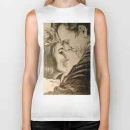 I Want To Love Like Johnny And June Biker Tank