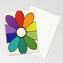 James Ward's Chromatic Circle 1903 (no background; interpretation) Stationery Cards