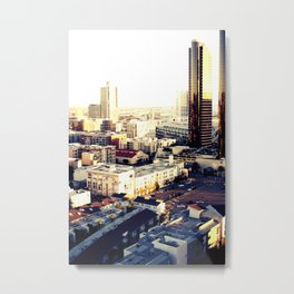 Downtown San Diego Metal Print