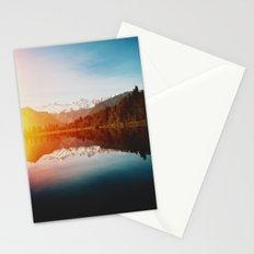 Lake Matheson Stationery Cards