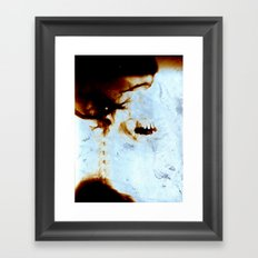 Personal Space 8 Framed Art Print