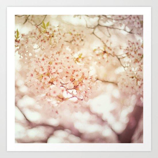 Spring 01 Art Print