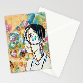 Draped Stationery Cards