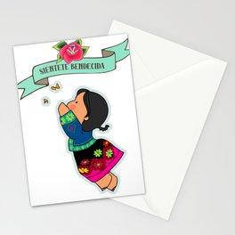Sientete Bendecida Stationery Cards