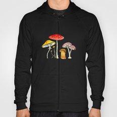 Woodland Mushrooms Hoody