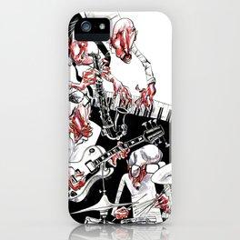 gooving iPhone Case
