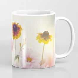 Colorful Flowers in the Garden Coffee Mug