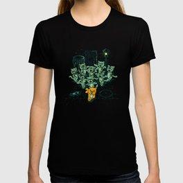 Zombie Cats T-shirt